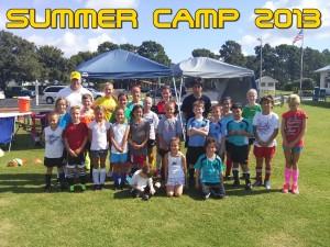 Summer Camp 2013 2