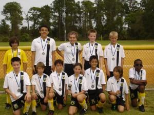 U12 Championship Team