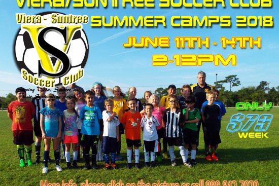 Viera Suntree Summer Camp 2018