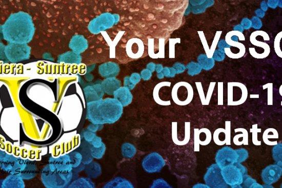 VSSC Covid 19 Update 08/2020