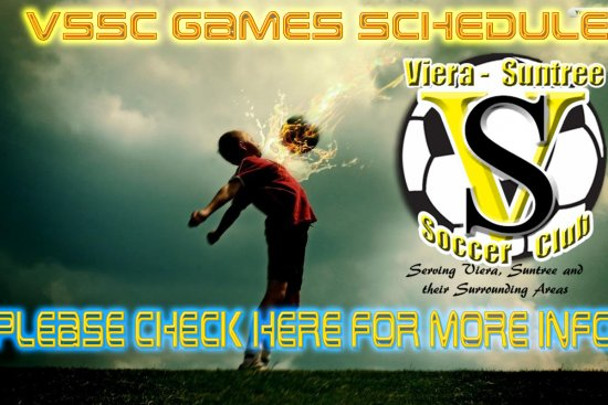 Game schedule was emailed to you and is available upon your request !
