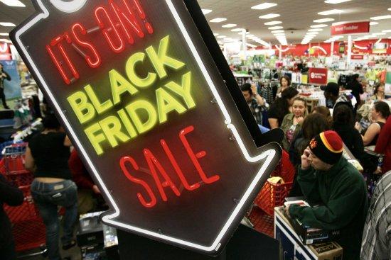 Black Friday Sale Registration